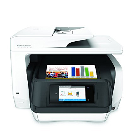 1. HP OfficeJet Pro 8720 All-in-One Wireless Printer with Mobile Printing