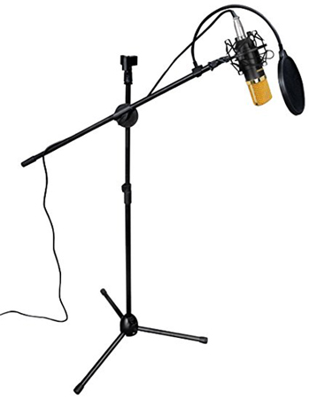 8. Aokeo Professional Studio Broadcasting / Recording AK-70 Condenser Microphone