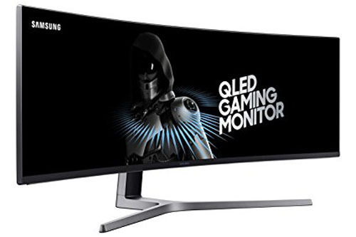 10. Samsung CHG90 Series Curved 49-Inch Gaming Monitor