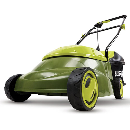 4. Sun Joe MJ401E Mow Joe 14-Inch 12 Amp Electric Lawn Mower