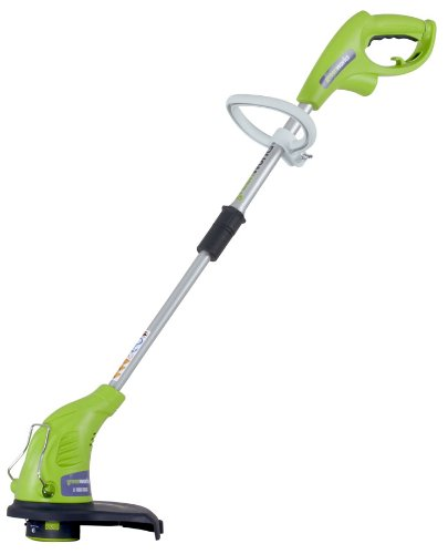 3. Greenworks 13-Inch 4 Amp Corded String Trimmer