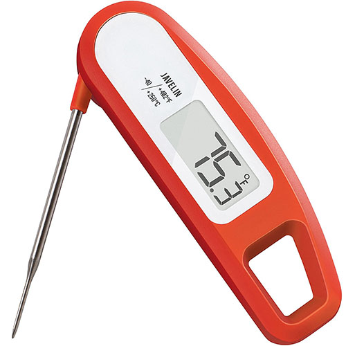 9. Lavatools PT12 Javelin Digital Instant Read Meat Thermometer