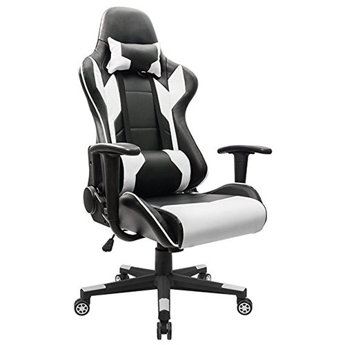6. Homall Gaming Chair Racing Style High-