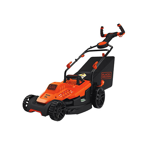 2. BLACK+DECKER BEMW472ES Electric Mower