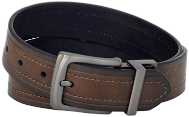 1. Levi's Men's Reversible Casual Jean Belt