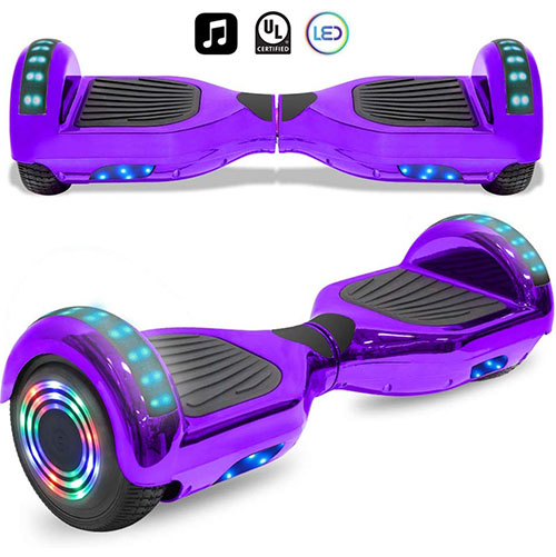 10. cho Electric Smart Self Balancing Scooter Hoverboard