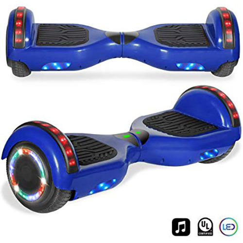8. Cho Electric Self Balancing Dual Motors Scooter Hoverboard